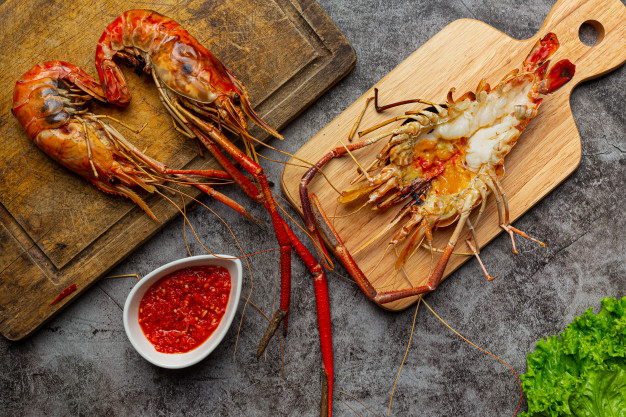 foodpanda seafood delivery Bangkok